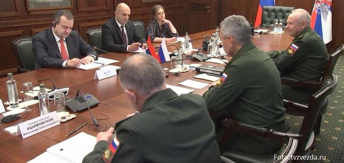 Dačić i Šojgu: Uzajamna podrška ključ za odbranu interesa