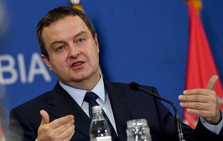 Dačić o 15. zemlji koja povlači priznanje nezavisnosti Kosova