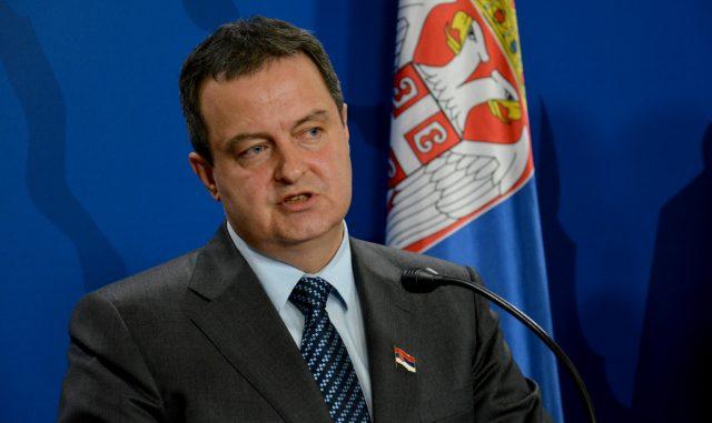 Dačić: Otvaranje granica nije jednostrana odluka