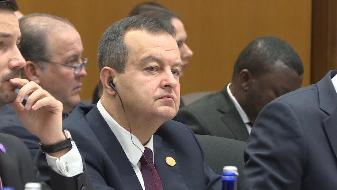 Dačić: Savet bezbednosti bi trebalo da verifikuje dogovor sa Prištinom