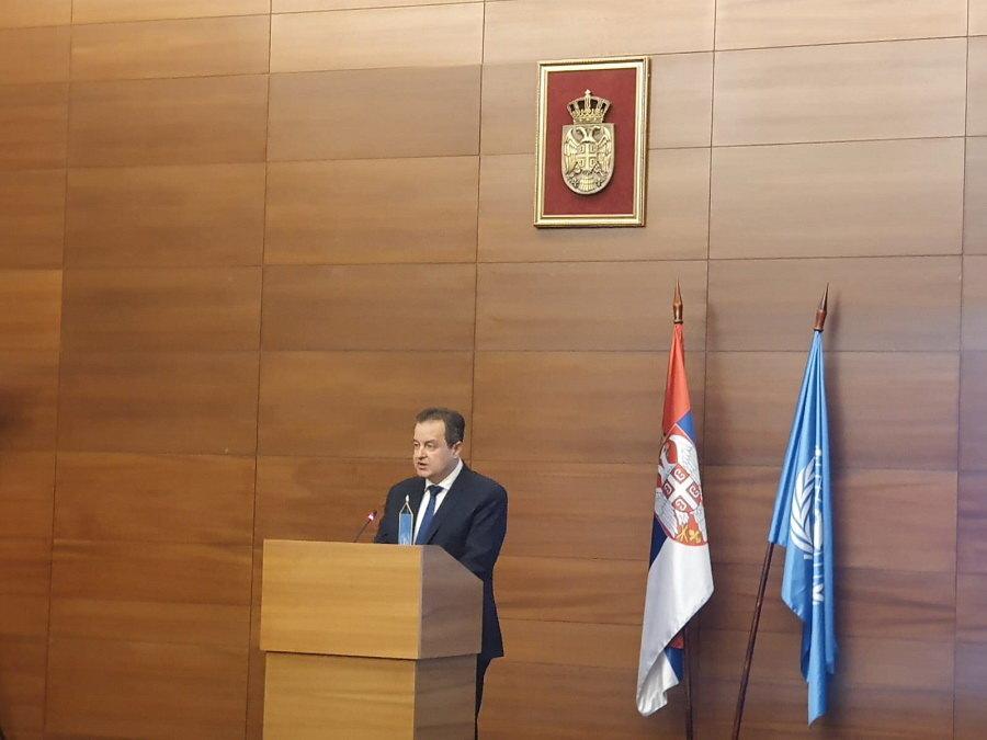 Dačić: Braneći svoj suverenitet i teritorijalni integritet branimo Povelju UN