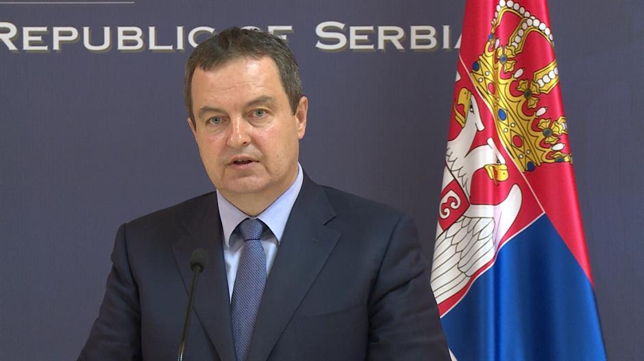 Dačić: Danas povratak građana iz Moskve i Varšave