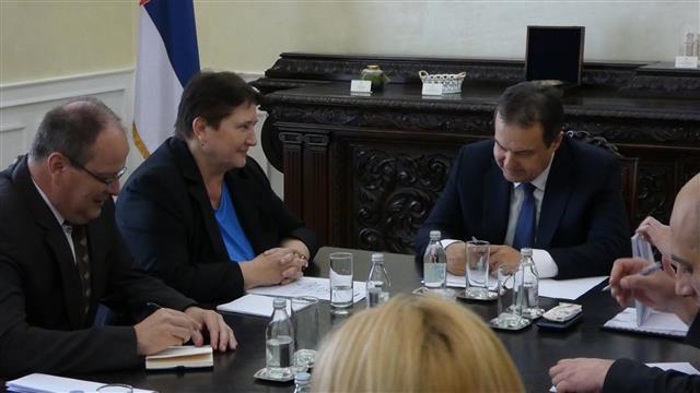 Srbija podržava aktivnosti slovačkog predsedavanja OEBS-om