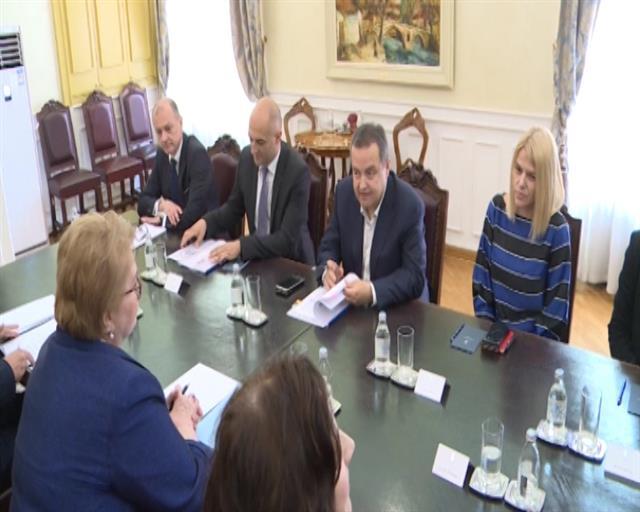 Dačić i Turković: Treba nam dogovor o otvaranju granica