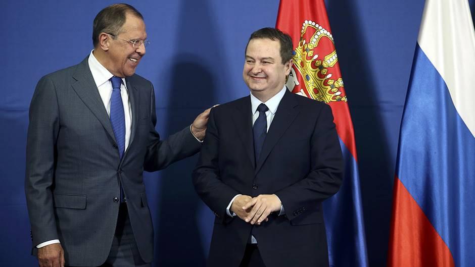 Lavrov i Dačić: Moskva saglasna samo sa onom varijantom rešenja koja je prihvatljiva za Beograd