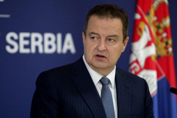 Dačić:Zahvalnost Izraelu na podršci u očuvanju integriteta Srbije