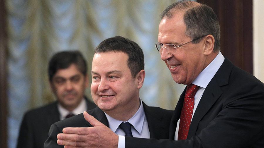 Dačić na SPEF-u, sastanak i sa Lavrovim