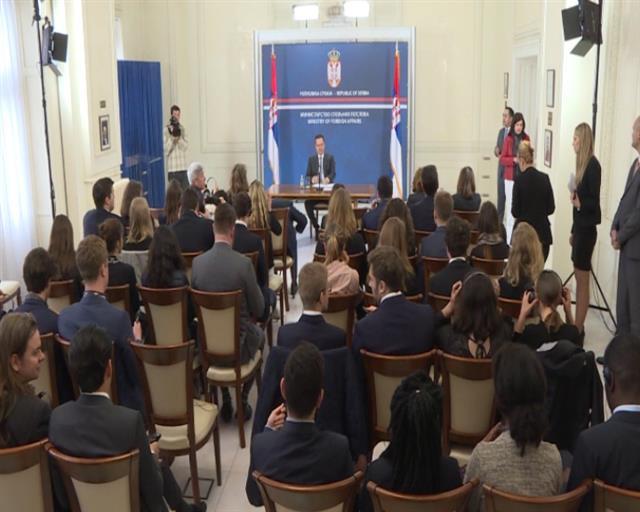 Dačić: Priština nije spremna na dogovor; Prioriteti očuvanje suvereniteta i članstvo u EU
