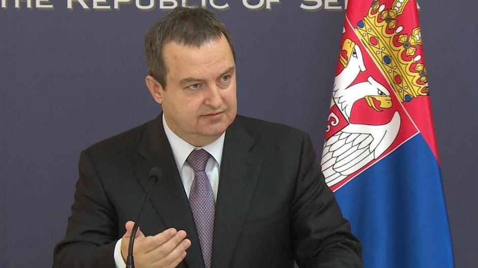 Dačić: Odluka Crne Gore je pečat na sve što je uradila vlast Mila Đukanovića