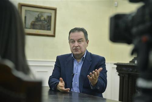 Dačić: Fajon sama sebe diskreditovala, jer podržava Đilasa