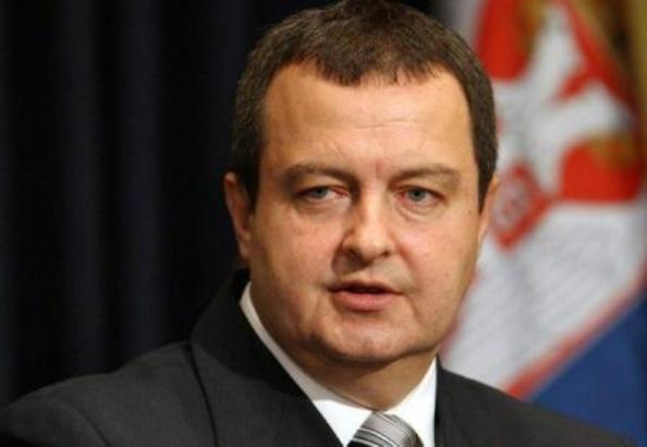 Dačić: Kombinacija pritisaka i priprema za izbore u EU