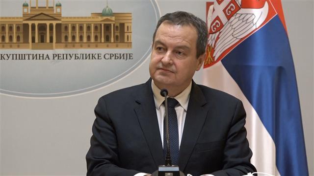 Dačić: Srbija za razvoj saradnje sa BiH; Radmanović: Složeni odnosi