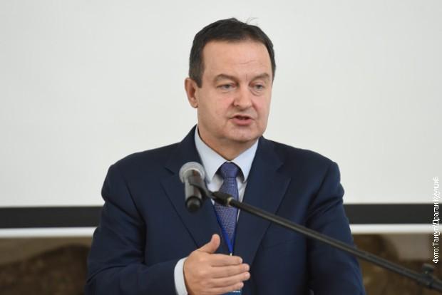 Dačić: Priština se služi lažima