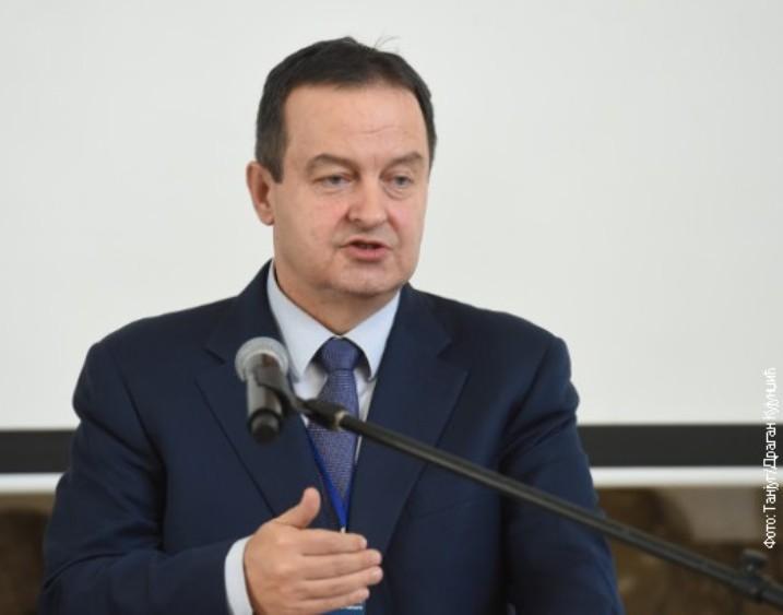 Dačić: Ko pita Zvizdića kako će se rešiti kosovsko pitanje?