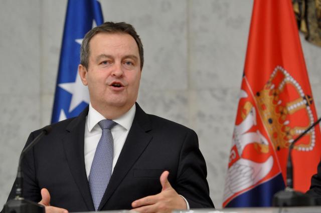 Dačić zahvalio Indoneziji na humanitarnoj pomoći i nepriznavanju tzv. Kosova