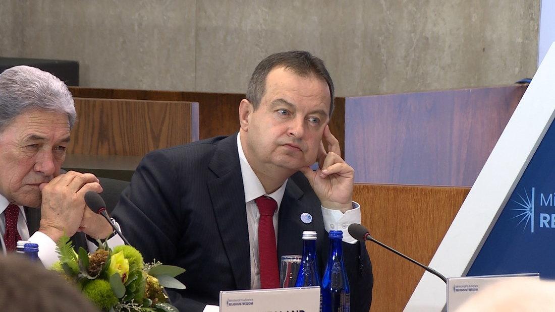 Dačić: Organizovaću Srbe da glasaju za Trampa