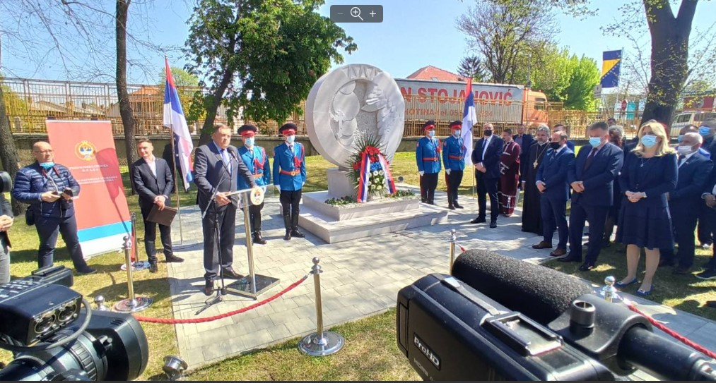 TV Most i delegacija Opštine Zubin Potok na obeležavanju Dana Gradiške u Republici Srpskoj (foto)
