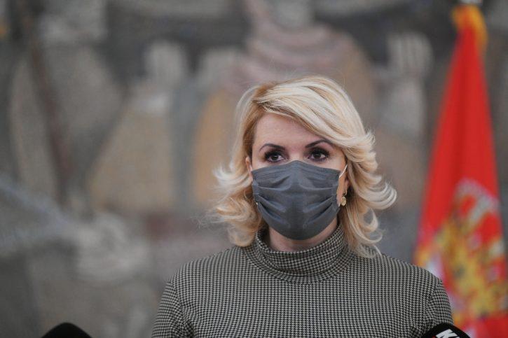 Tepavčević: Velika zainteresovanost građana za vakcinu