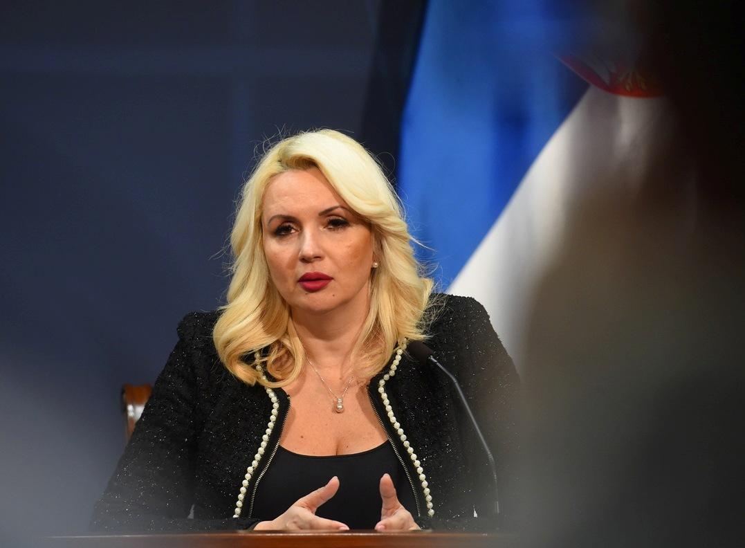 Kisić Tepavčević: Efekti strožih mera za desetak dana