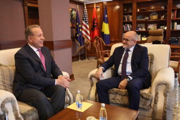 Darmanović u Prištini: Podržavamo dijalog i uzajamno priznavanje
