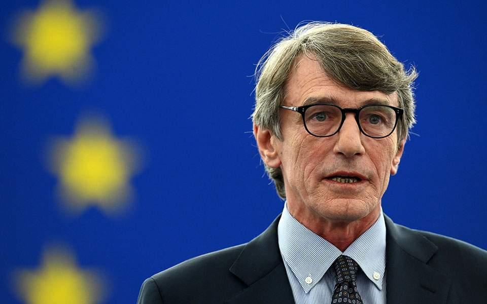 Predsednik EP u samoizolaciji posle puta u Italiju