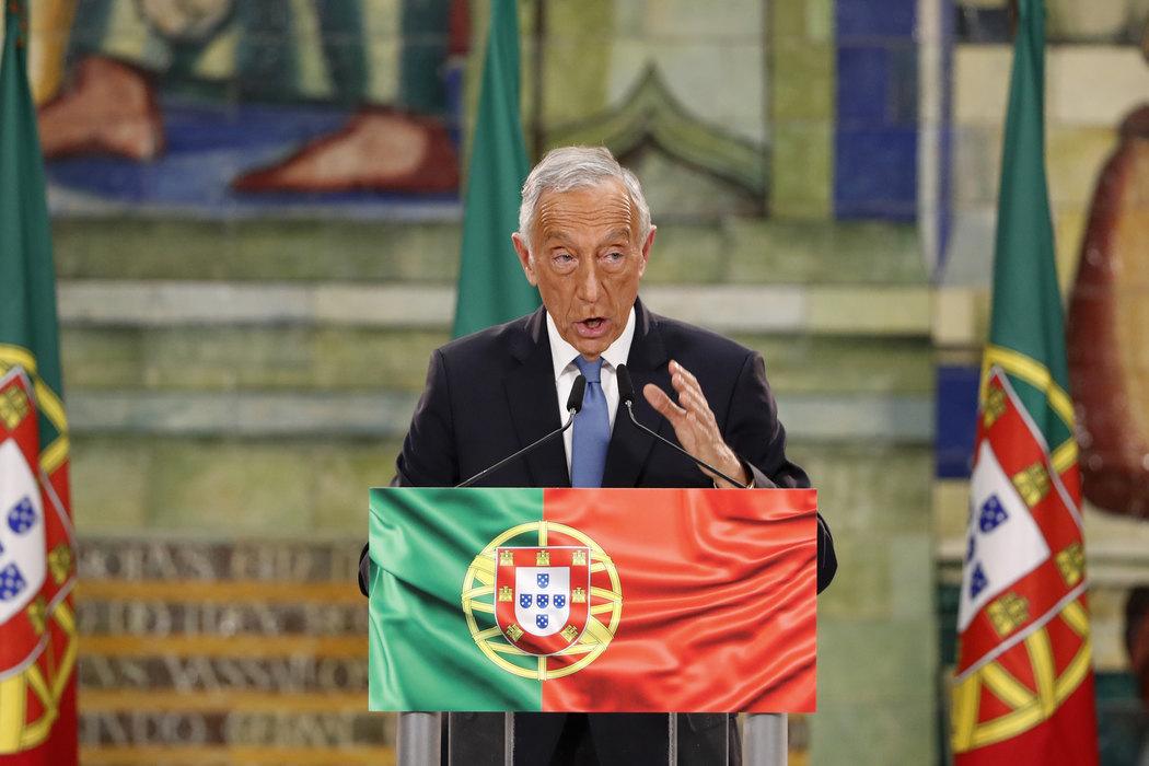 De Susa ponovo predsednik Portugalije