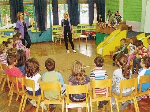 """Ove godine oko 700 mališana u PU """"Danica Jaramaz"""""""