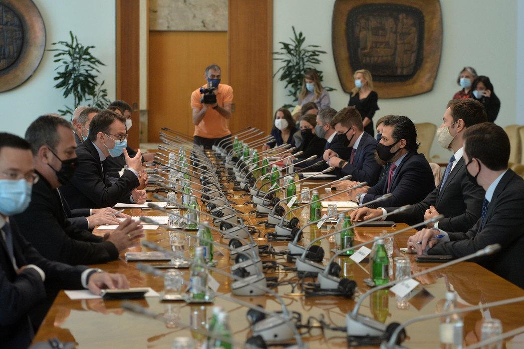 Pozivi Beogradu i Prištini da se pridruže PTEC kao posmatrači