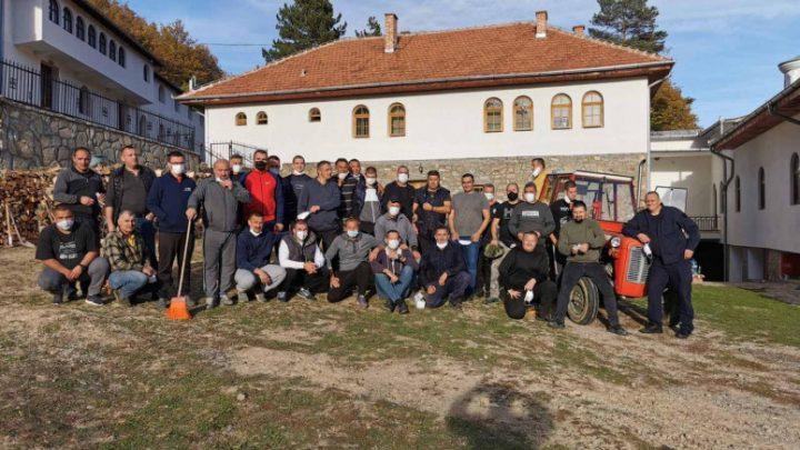 Opština Zubin Potok obezbedila ogrev za manastir Devič