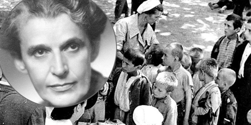 Molba senatu Insbruka da se na spomen-ploču Diani Budisavljević doda da je spasila srpsku decu
