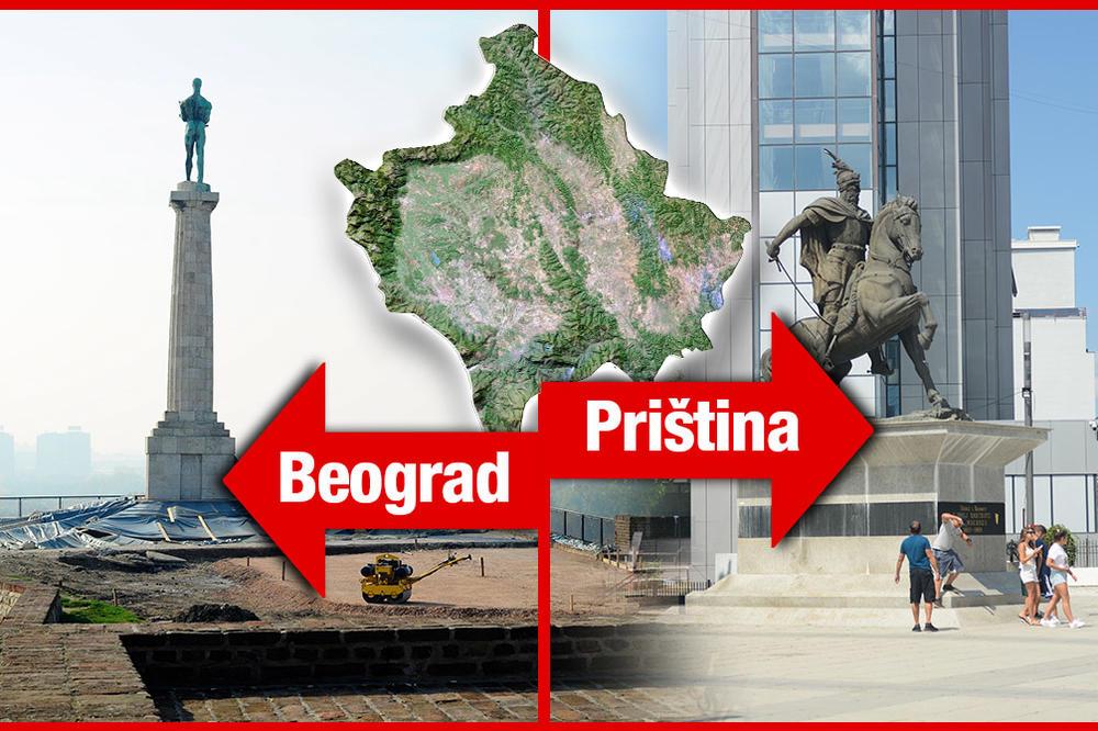 Danas nastavak dijaloga Beograda i Prištine na ekspertskom nivou