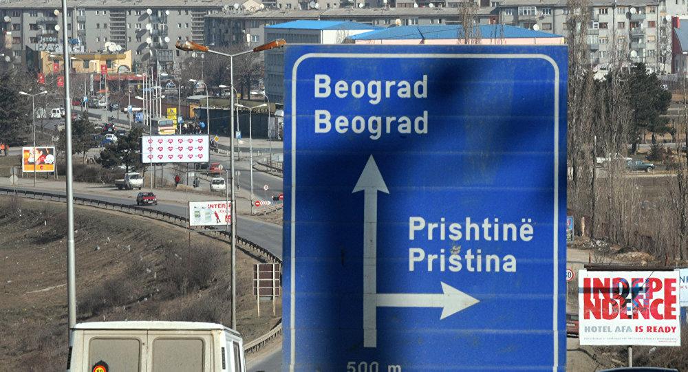 Dijalog sa Beogradom ključno pitanje spoljne politike vlade Aljbina Kurtija