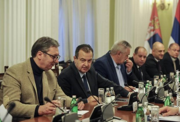Dačić: Potpisivanje dokumenta sledeće nedelje