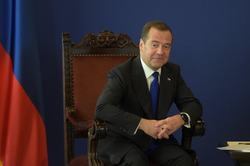 Medvedev: Čestitam godišnjicu, želim vam mir i slobodu