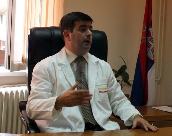 Đerlek: Situacija na nivou cele Srbije ozbiljna i alarmantna