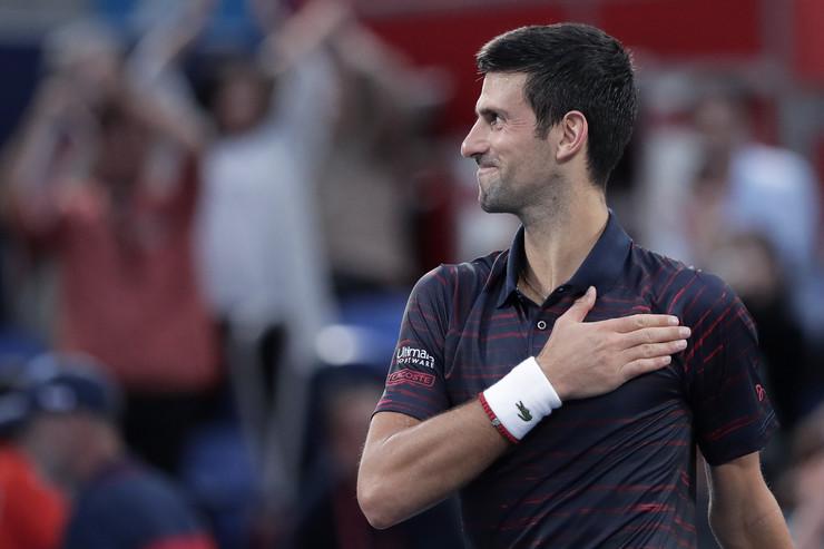 Đoković siguran protiv Pera, Srbija kao prva u četvrtfinale