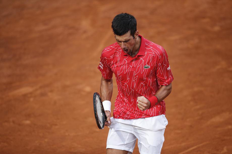 Đokoviću peta titula u Rimu i rekordni 36. Masters!