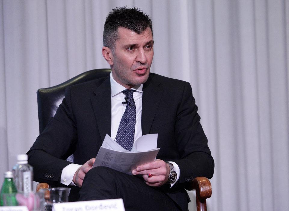 Đorđević i ambasador Belorisije o socijalnom osiguranju