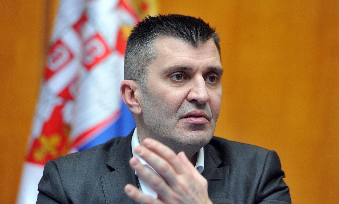 Đorđević na polaganju zakletve predsednika Unije Komora