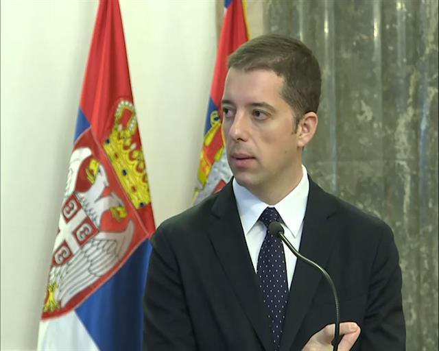 Đurić: Ako je tačno da je Trajkovićeva klevetala Srbiju, prezirem je