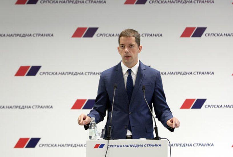 Đurić: Đilas više ništa neće rušiti po Srbiji