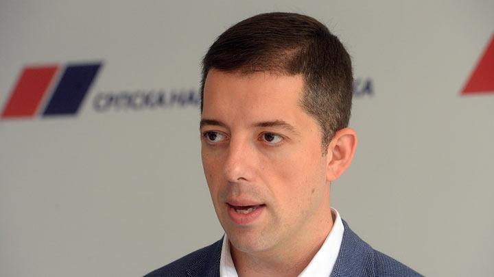 Đurić: Bojkot izbora politička kapitulacija pred odgovornošću