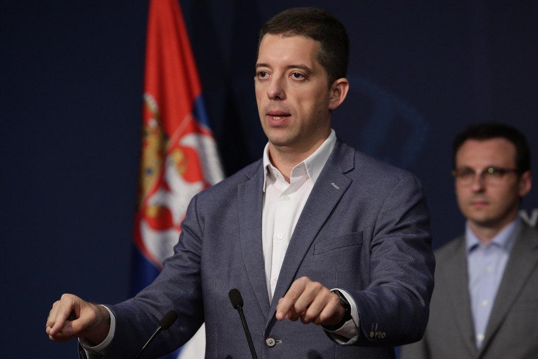 Đurić: Ovo nasilje prema Srbima mora odmah da bude najoštrije sankcionisano
