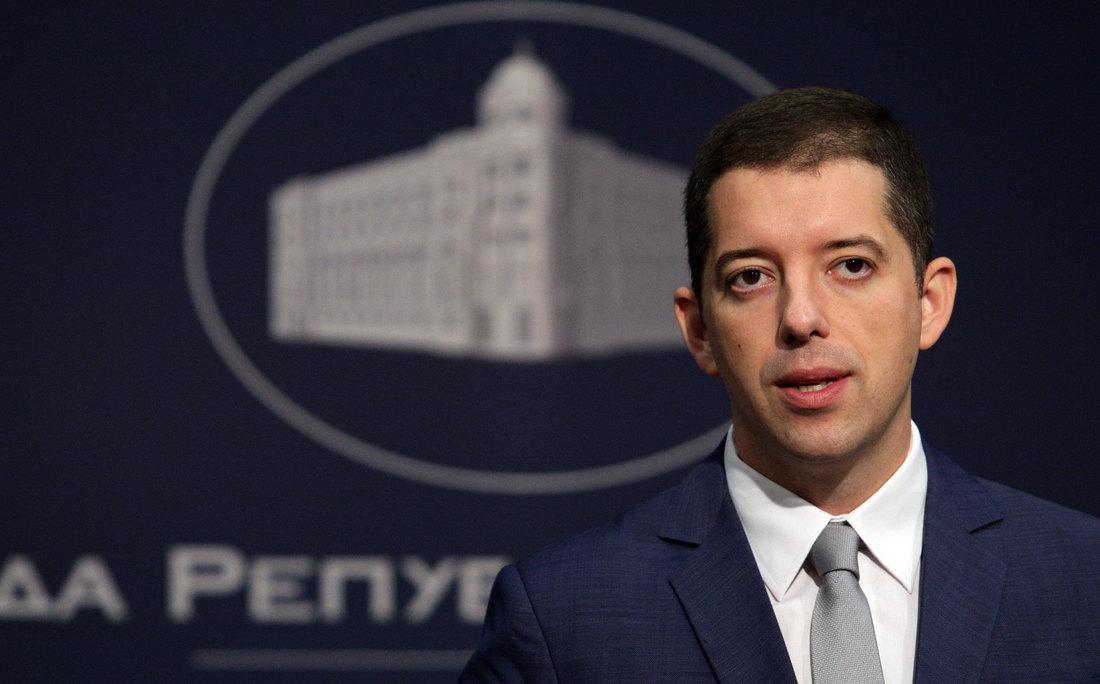 Đurić: Izbori 21.juna za nastavak razvoja i jačanja Srbije
