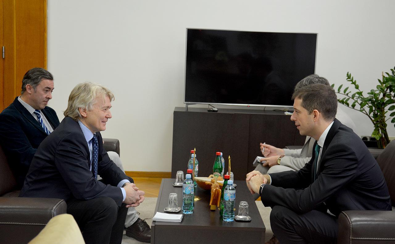 Đurić sa ambasadorom Norveške o političkoj situaciji i problemima srpskog naroda na KiM