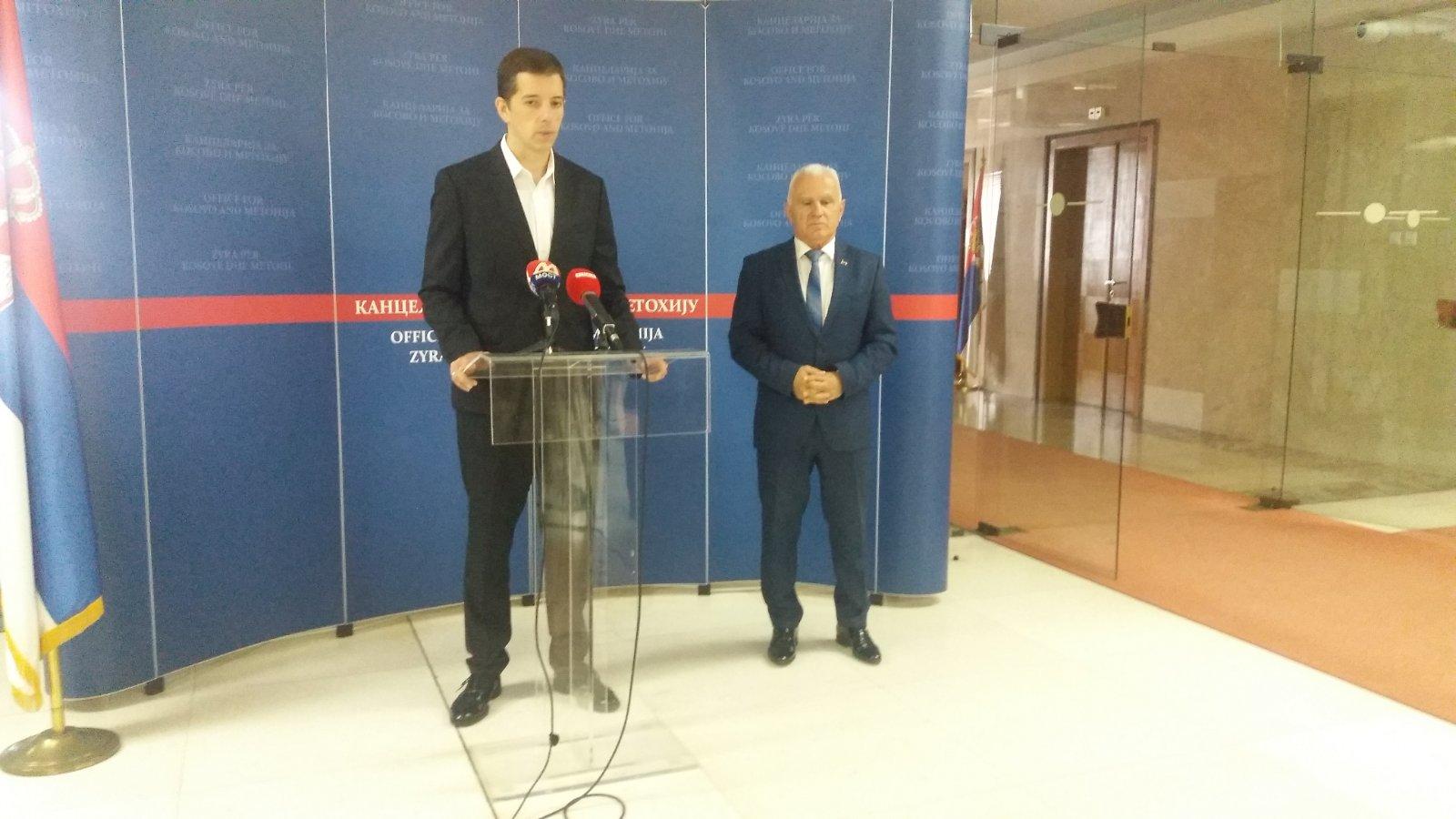 Đurić: Srbija i Republika Srpska zajedno u odbrani srpskog naroda na KiM