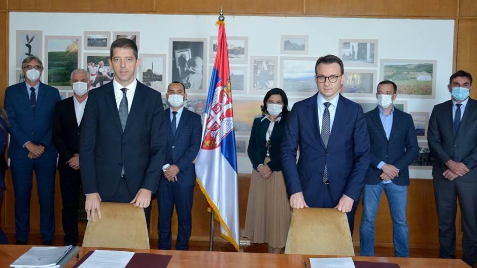 Petković i Đurić danas sa političkim predstavnicima Srba sa Kosova i Metohije