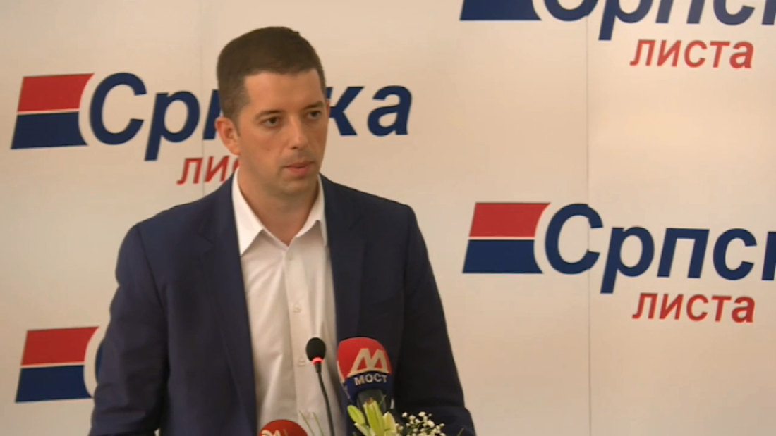 Đurić: Srpska lista nije lista konflikta već lista saradnje (video)