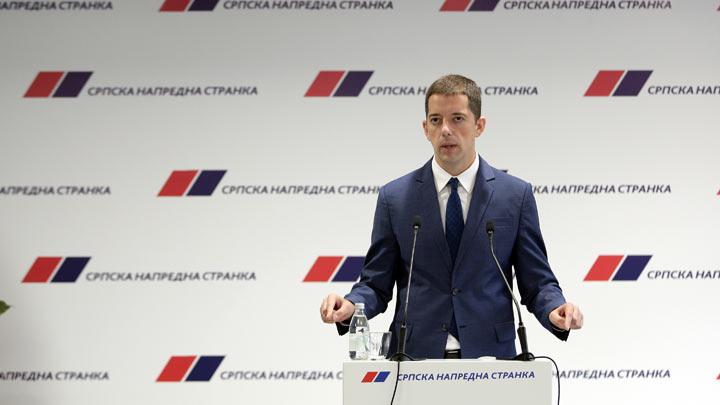 Đurić: Okupili smo građane oko ideje napretka Srbije