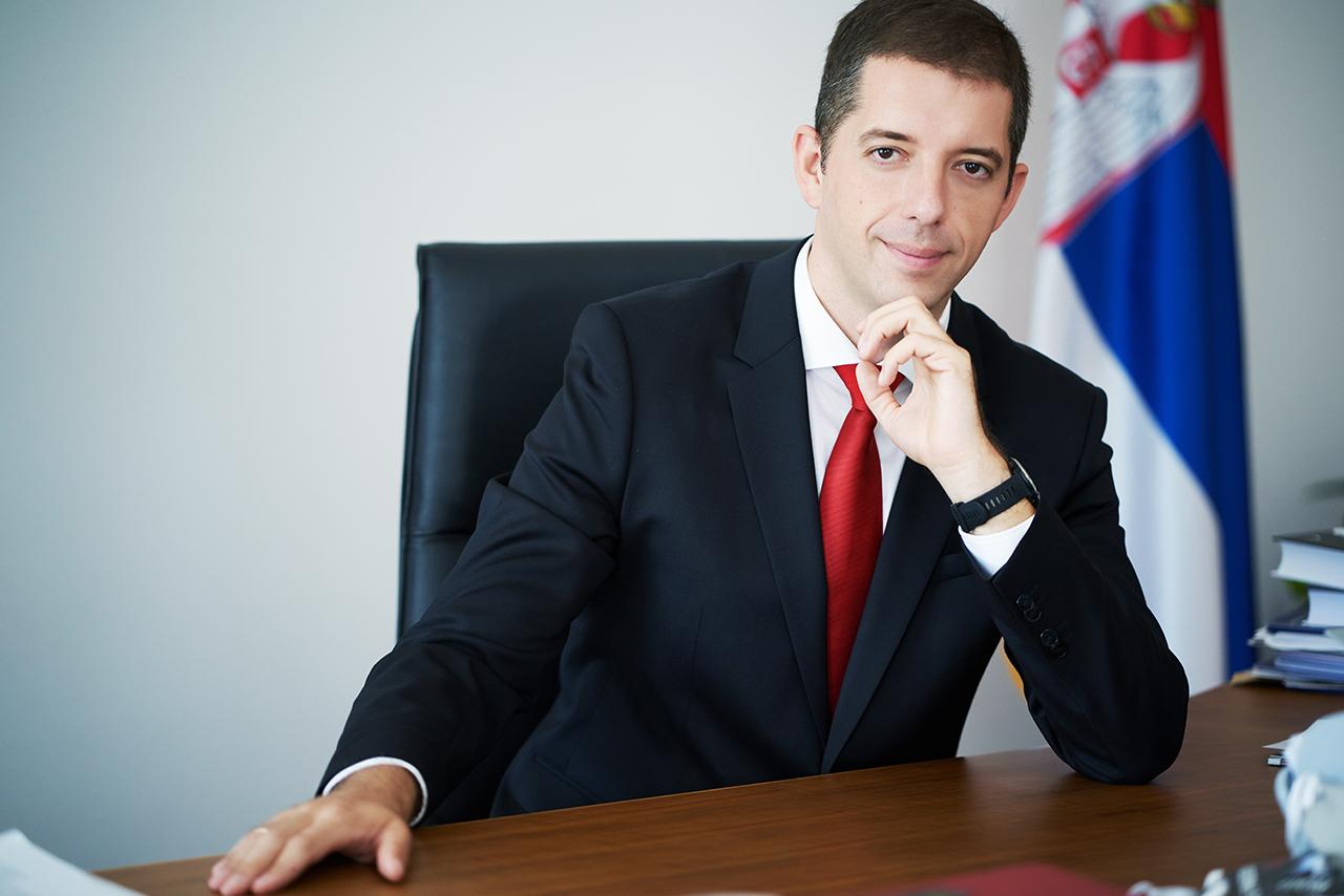 Đurić: Verujemo u kompromisno rešavanje problema na KiM, zasnovano na Ustavu
